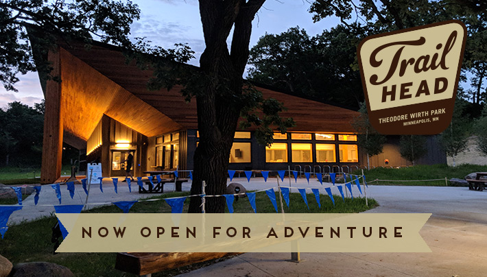 The Trailhead - Now Open for Adventure