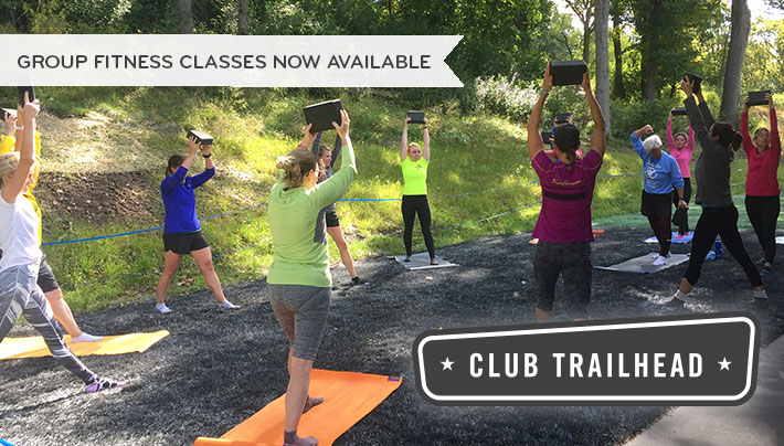 Club Trailhead - Group Fitness Classes Now Available