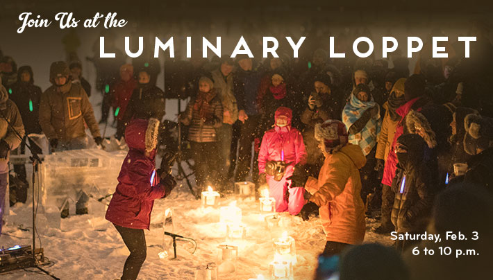Join Us at the Luminary Loppet!