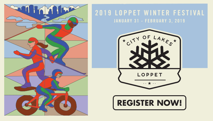 2019 Loppet Winter Festival - Register Now!
