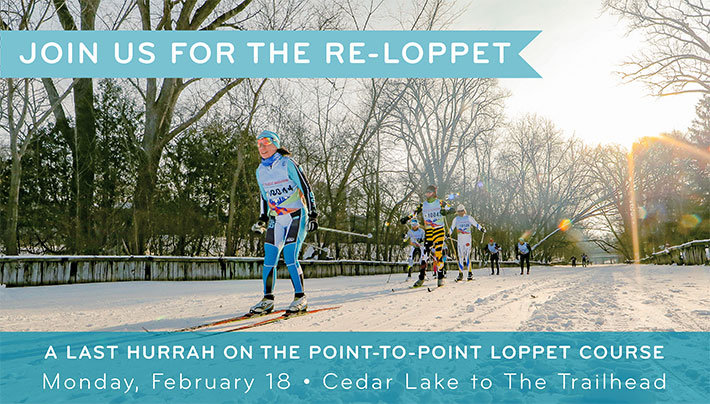 Join Us for the Re-Loppet